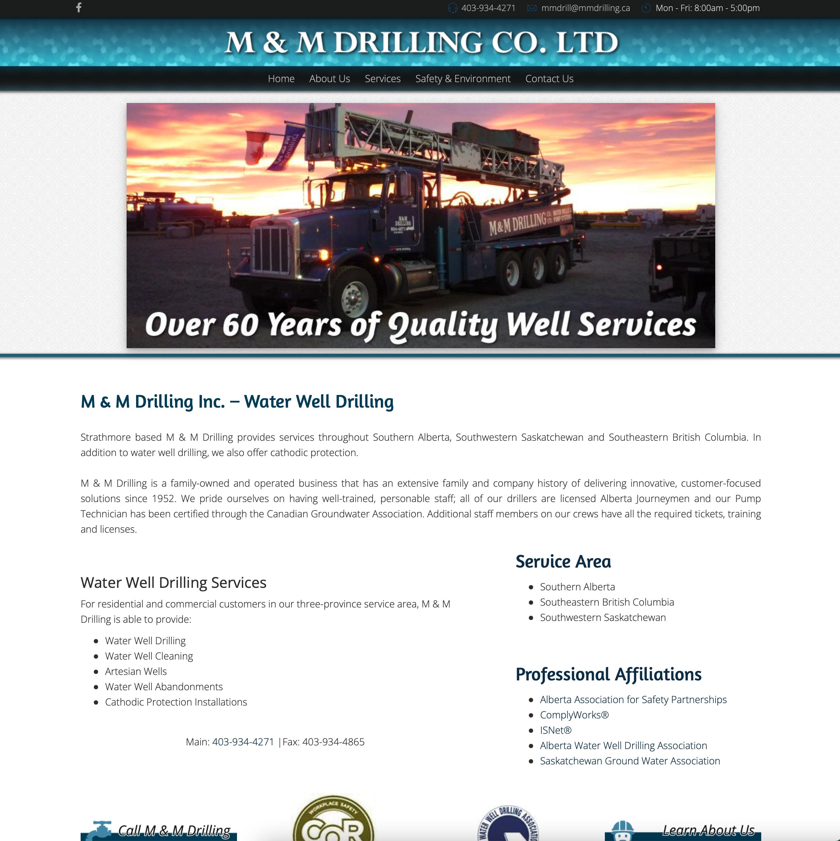 M&M Drilling